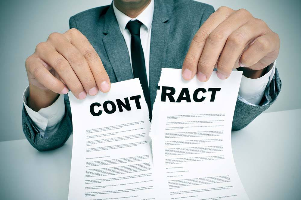 Timeshare Contract Cancellation