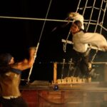 Pirate Ship Show Cancun