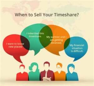 When to Sell Your Timeshare