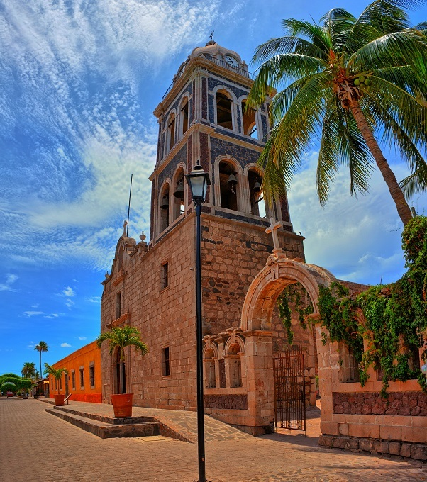 Our Lady of Loreto Mission - vacation on mexico