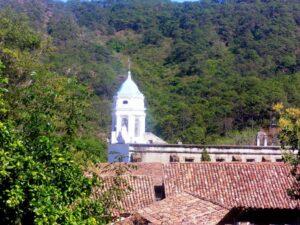 San Sebastian del Oeste church