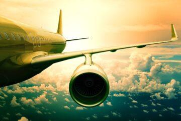 Flight to Puerto Vallarta