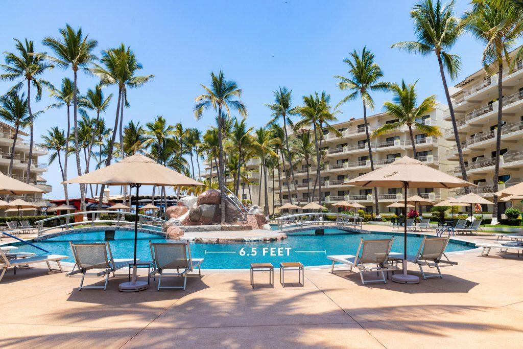 social distancing villa group resorts
